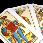 Arcanos mayores y signos del zodíaco: Cáncer, Leo y Virgo